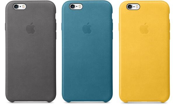 Leren iPhone 6s cases