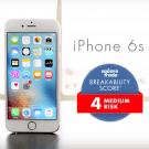 iPhone 6s score volgens squaretrade