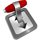 transmission app icoon