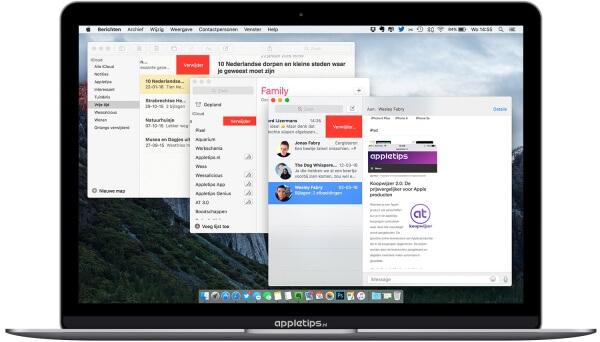 vegen in OS X