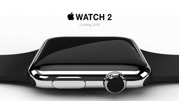 Apple Watch 2 met camera en dunner