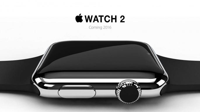 Apple Watch 2 met camera en dunner