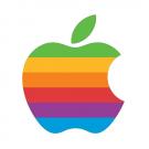 Apple logo retro (leuke weetjes)