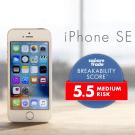 iPhone SE duurzaamheid resultaat