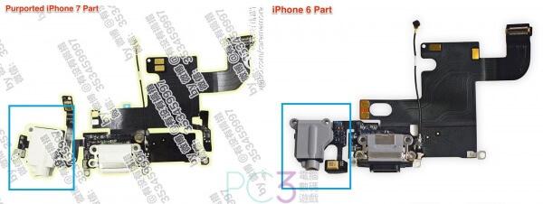 koptelefoonaansluiting iPhone 7