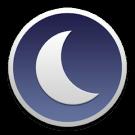sleep timer icoon sluimeren