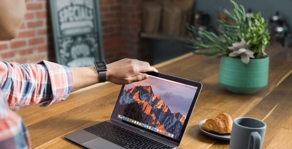 Mac ontgrendelen met je Apple Watch