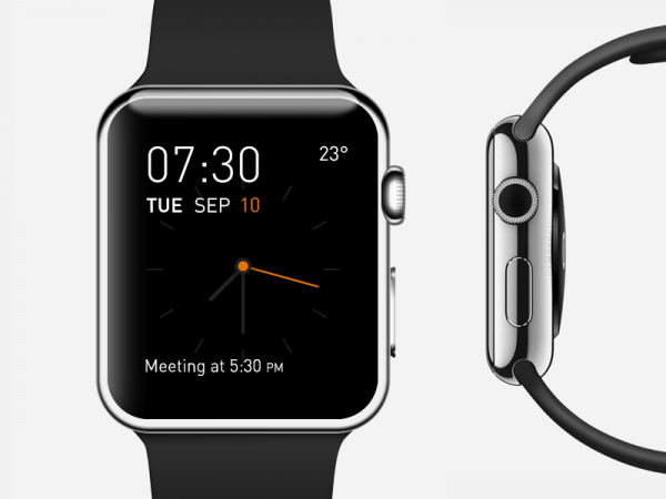 apple watch watchos 3 concept