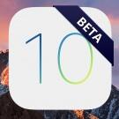 iOS 10 en macOS beta