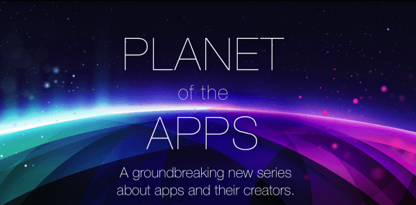 planet of the apps by Apple