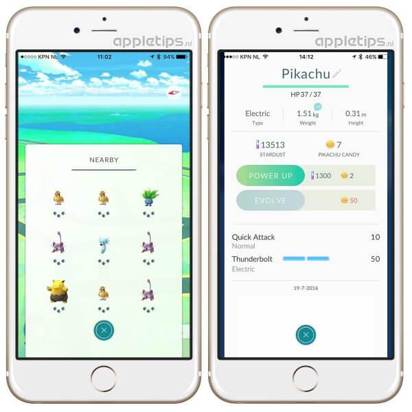 Pokémon Go bugs en problemen