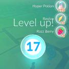 pokemon go level