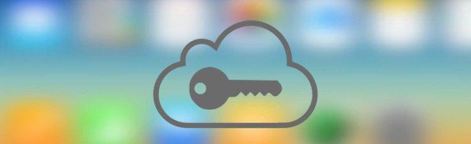 iCloud-sleutelhanger instellen en gebruiken. Uitgelichte afbeelding