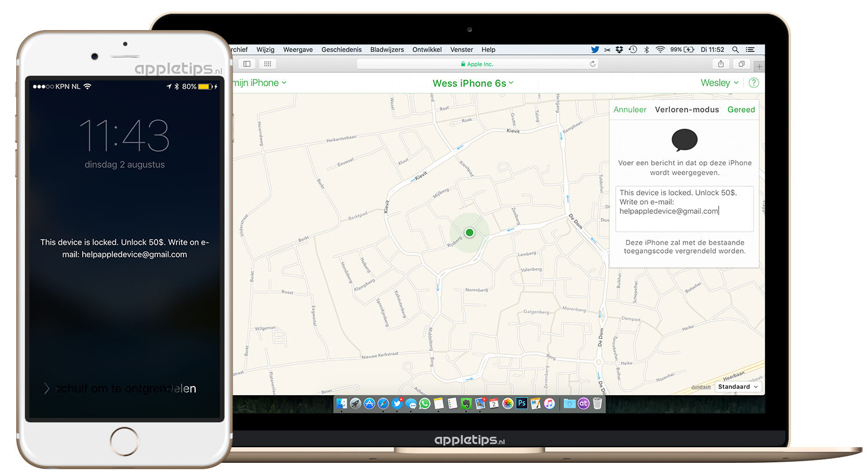 iphone 7 apple id hacken