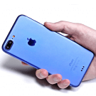 iPhone 7 blauw prototype