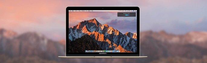 macOS Sierra uitgelicht