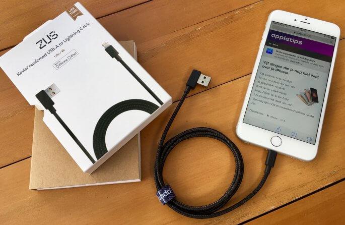 ZUS kabel, alternatieve lightning kabel