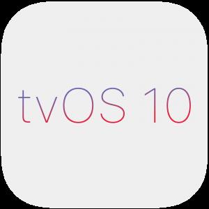 tvOS 10 logo