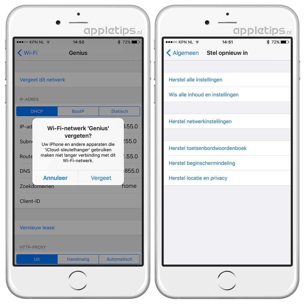Ios Wifi Problemen Oplossen Op Een Iphone Of Ipad Appletips