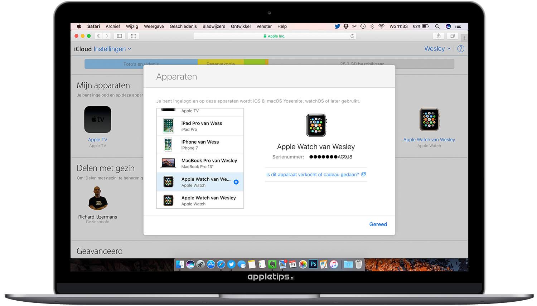 Macbook opschonen voor verkoop