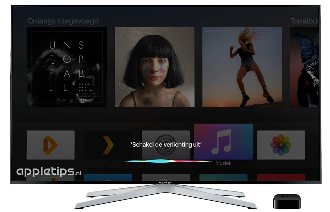 Homekit apparaten bedienen vanaf je apple tv   appletips