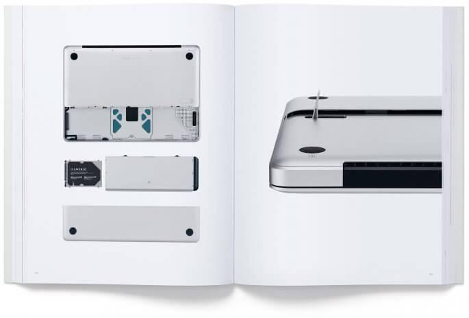 Designed by Apple in California fotoboek van 299 euro