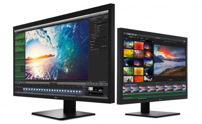 LG ultrafine 4k-5k USB-C