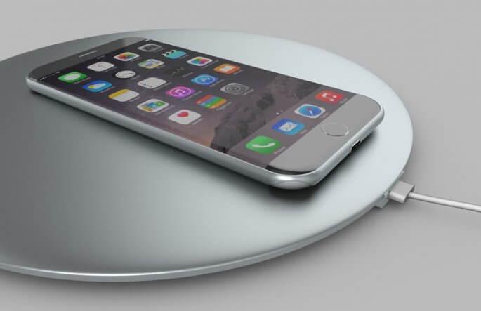 iPhone 8 draadloze oplader