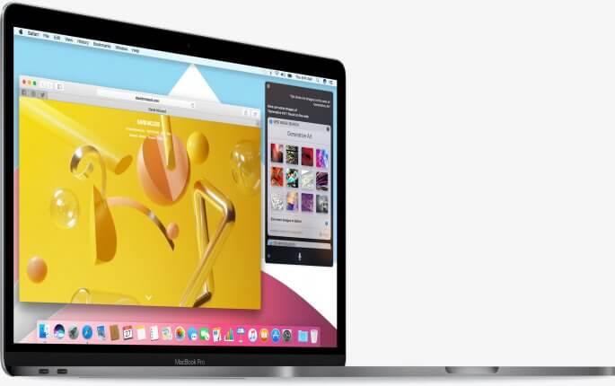 Macbook pro 2016 met Siri