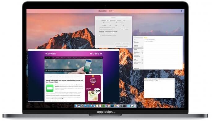 macOS Terminal commando's gebruiken voor mission control