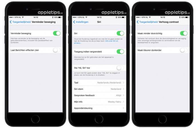 batterijduur verlengen van een iPhone of iPad