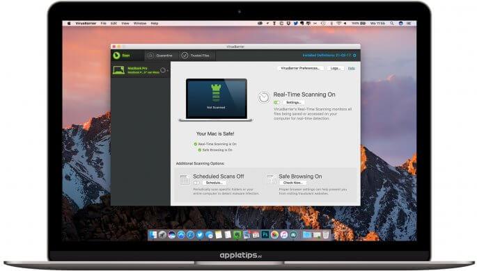 Intego X9, 1 van de betere virusscanners voor Mac