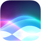 Siri logo iOS