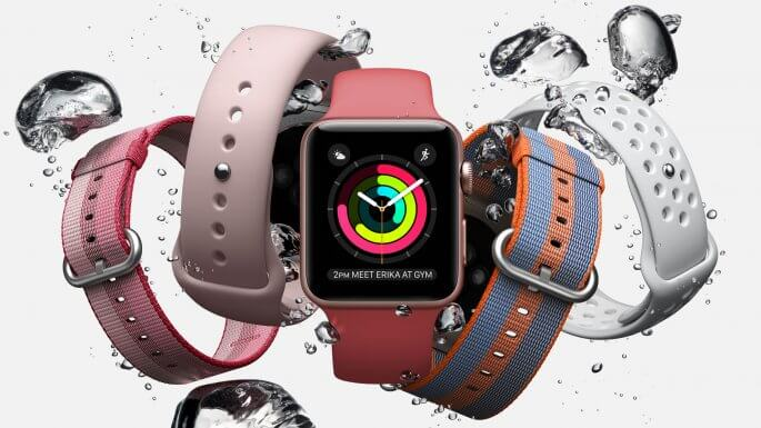 Nieuwe Apple Watch bandjes