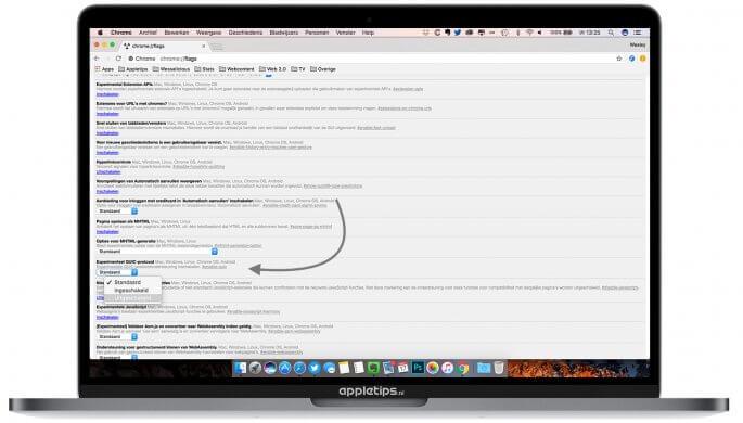 Google zoeken werkt niet in Chrome