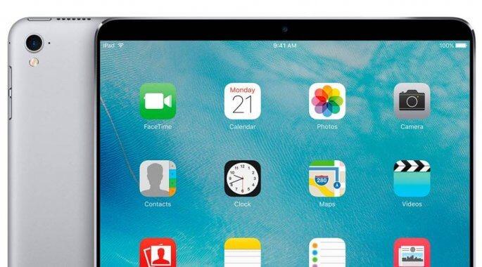 iPad Pro 2017 apple event