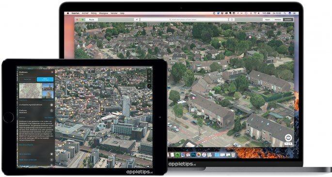 Nederlandse steden, en Belgische in 3D