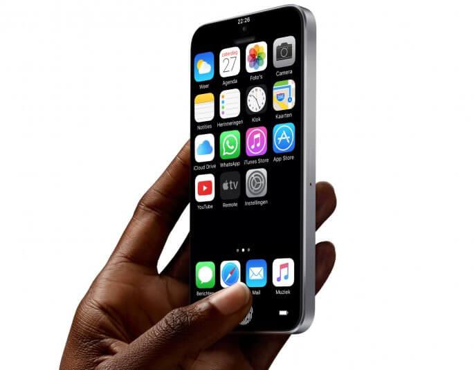 iPhone SE concept 2017 van Bryan Suiker
