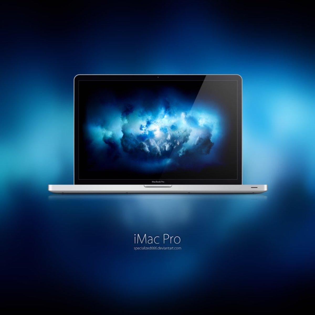 iMac Pro wallpaper