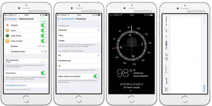 iOS tips deel 24