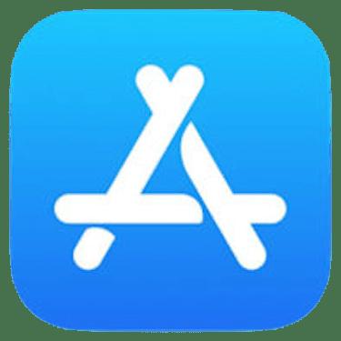 Hitlijsten (tops) van apps bekijken in de iOS App Store