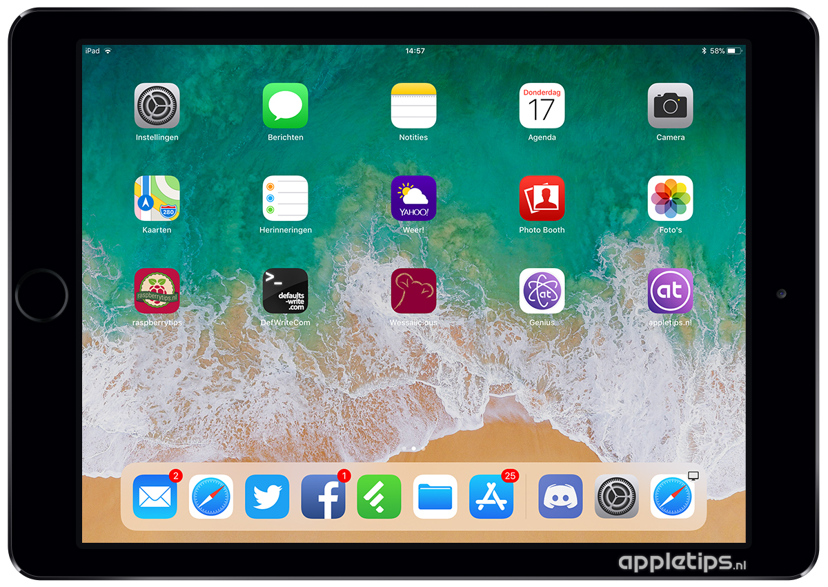 how to download ios 11 to i pad