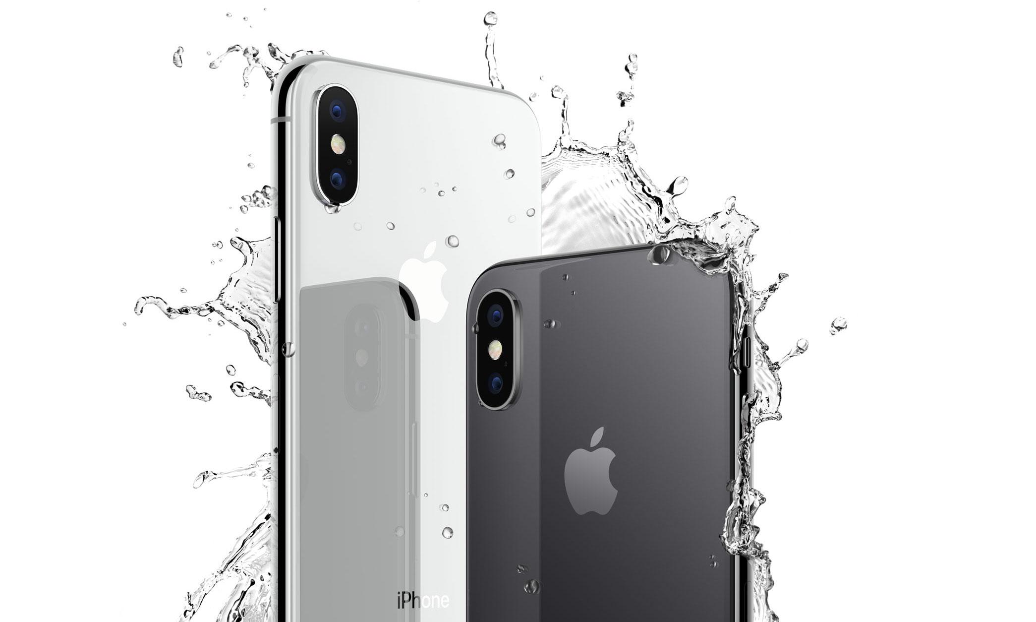 Iphone  Kleuren Voorkant