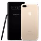 samsung galaxy note iphone 7 plus
