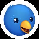 Twitter app voor mac