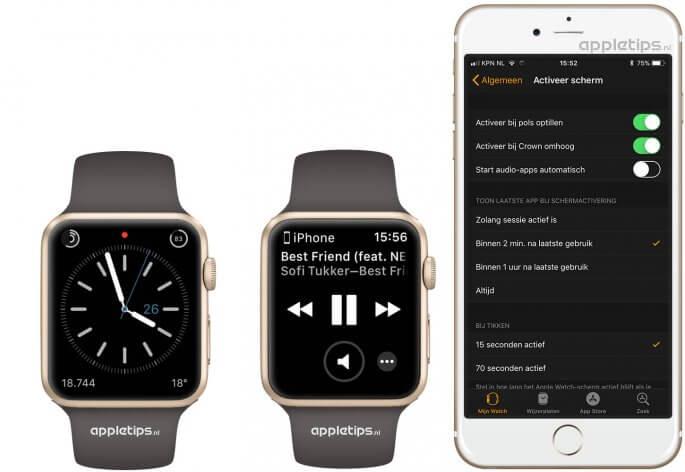 Automatisch starten van audiobediening-app (huidige) uitschakelen