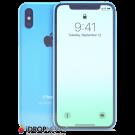 Dit concept toont een kleurrijke iPhone Xc