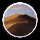 macOS Mojave: Extra dynamisch bureaublad 'Earth view' toevoegen
