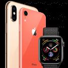 Video's tonen iPhone Xs, iPhone Xr en Apple Watch series 4