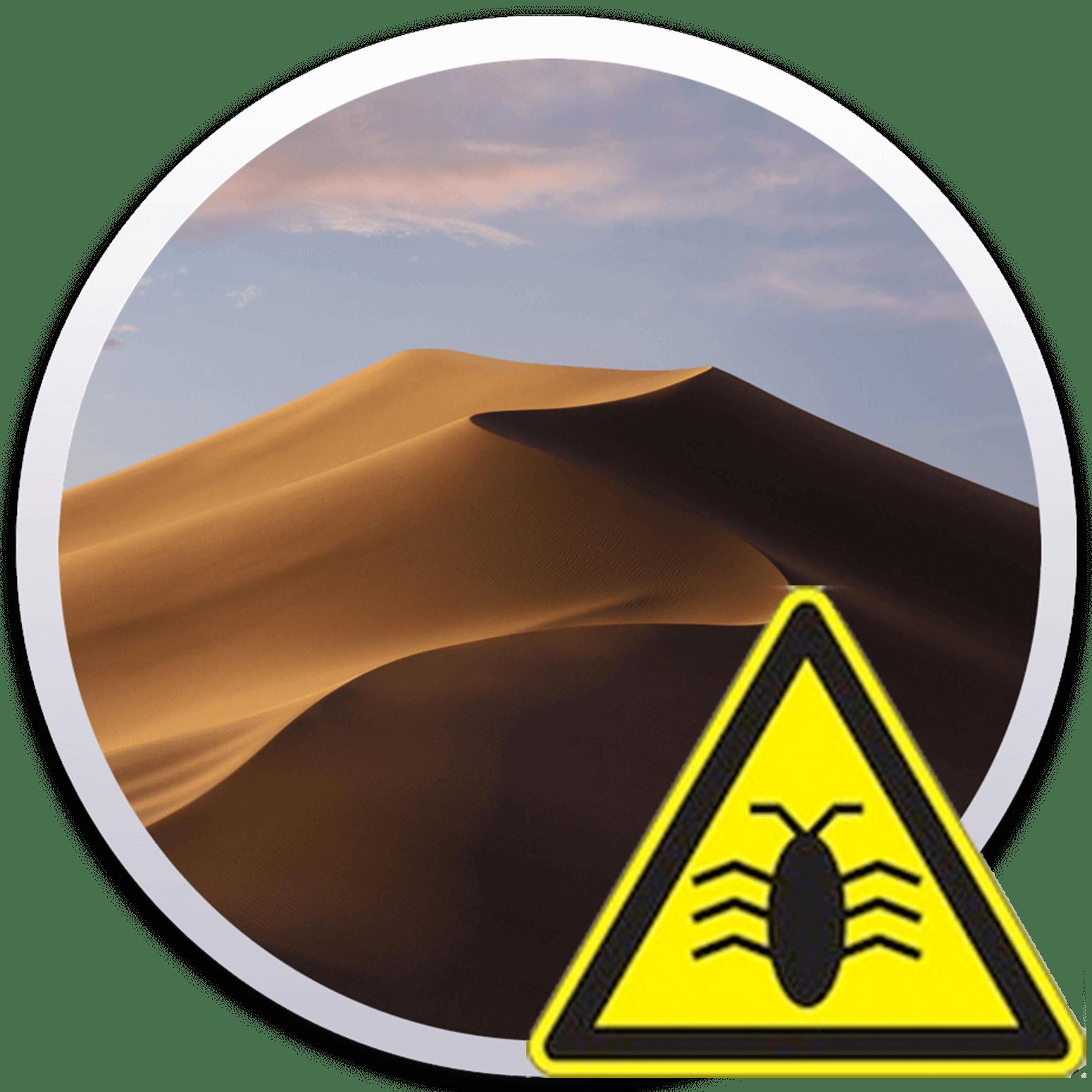 Oplossingen voor macOS Mojave bugs en problemen - appletips